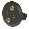 Digi Sense Panel Mount Miniconnector type J round female 1 ea - 18527-21