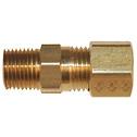Digi Sense Compression Fitting Probe Diameter 3 16 Brass 1 8 NPT M  - 18527-97