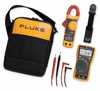 DO-20005-61 Fluke<small><sup>®</sup></small> 117 Electrician's Combo Kit with 322 Clamp Meter and 115 durable soft carrying case