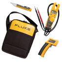 DO-20034-51 Fluke T5-600/62/1AC: II, IR Thermometer/Electrical Combo Kit