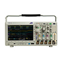 DO-20047-14 Tektronix MDO3012 Mixed Domain Oscilloscope, 100MHz analog 2 ch., 100MHz RF 1 ch., 10M record length