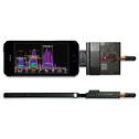 Oscium WiPry Pro Combo Spectrum Analyzer Power Meter (Representative photo only)