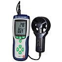 Digi-Sense Professional Vane Thermoanemometer with CFM/CMM and NIST