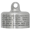 KEY-RING-END-CAP                                                                                                                                       - MadgeTech KEY RING END CAP Data Logger End Cap with Key Ring