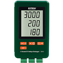 SD910 - Extech SD910 Three Channel DC Voltage Data Logger