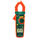 EX655 - Extech EX655 True RMS 600A Clamp Meter with NCV AC DC