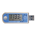 Track It temperature data logger with display and standard battery (Representative photo only)