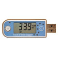 Representative photo only Track It temperature and humidity data logger with display and long life battery