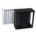 AIR IMPURITIES REMOVAL SYSTEMS INC -  - Carbon Module with Final Filter for use with Ductless Air Filter System
