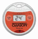 Representative photo only Oakton TempLog Temperature Datalogger with software and cable