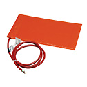 BH THERMAL CORPORATION -  - Silicone Heating Blanket 12x12 Size 120 Volt 360 Watt for metal surfaces