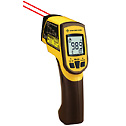 Digi Sense Calibrated Dual Laser Infrared Thermometer with Type K 12 1 ratio - 37803-95