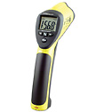 Digi Sense Calibrated Infrared IR Thermometer 50 1 ratio 0 1 1 0 emissivity - 37803-97