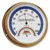 DO-37804-58 Humidity and Temperature Dial Indicator with White Face and Brass Case