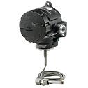 T7 24 T05-030 XBX 75/205F - Ashcroft T7 Temp Switch Remote Mount 5 Capillary 75 205F w Adapter