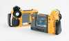 Representative photo only Fluke TIR4 FT 10 20 Thermal Imager with IR Fusion for the Building Industry