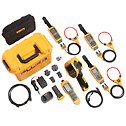 Representative photo only Fluke Ti400 Thermal Imager with 3 A3001 iFlex and 805FC Vibration Meter Kit