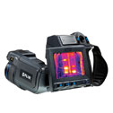 Representative photo only FLIR T640 Standard Industrial Thermal Imaging Camera with MSX Enhancement w 25 degree lens 307 200 pixels