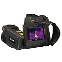 - FLIR T660 Industrial Thermal Imaging Camera UltraMax MSX 15 Deg Lens and 1 Accuracy