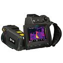 - FLIR T660 Industrial Thermal Imaging Camera UltraMax MSX 45 Deg Lens and 1 Accuracy