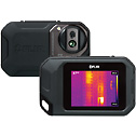 - FLIR C2 Pocket Thermal Imaging Camera with MSX