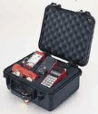 Representative photo only Pelican Unbreakable Instrument case 8 1 2 X 6 X 3 3 4 Interior