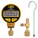 DO-42500-08 Portable Digital Vacuum Gauge, LCD, atmospheric to 0 microns