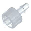 Cole Parmer ADCF Male Luer to 1 8 L Barb Adapter PP 25 pk - 30800-24
