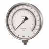 "DO-68432-23 312.20 : 6in.Test Gauge, 160psi, 1/4LNPT High Precision Test Gauge, 6"" Mirrored Dial, Stainless Steel Case and Ring, +/-0.25% of Span Accuracy, 1/4"" NPT Lower Mount Process Connection"
