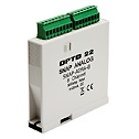 Representative photo only OPTO SNAP 8 Ch 20mA to 20mA Analog Current Input Module