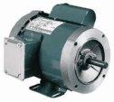 General purpose Single phase TEFC ODP NEMA Type C face Motor 1 1 2 Hp 1800 RPM (Representative photo only)