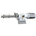 SEEPEX INC - MDCS 012-12 56C-BARESHAF - Sanitary progressing cavity pump with 56C motor mount 1 23 156 GPH