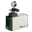 KNF NEUBERGER INC - N86 KT.45P - KNF Filtration Pump Gauge Reg PTFE PPS FKM 0 19cfm 25 3 Hg 35psi 115V