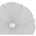GRAPHIC CONTROLS CORP - 10615426 - Chart Paper for 8 Circular Recorders 7 day 0 to 250F C 60 pk