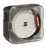 3 Compact Temperature Recorder 24 hour or 7 day 22 to 68F 5 to 20C  (Representative photo only)