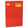 DO-81771-10 Eagle Paint and Ink Safety Cabinet, Self-Closing Doors, 60 gallon