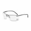 DO-86325-17 Harley Davidson HD 700 Series Safety Eyewear, Gun Metal Frame, Clear Lens