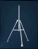 Representative photo only Davis Instruments Mounting Tripod for Weather Stations 5 8 ft tall