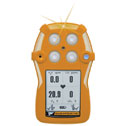 BW TECHNOLOGIES - QT-000M-A-Y-NA - GasAlertQuattro Single Gas Detector Alkaline CO