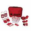 DO-86700-00 Personal Lockout Kit in Belt Pouch