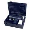 Representative photo only Nova Strobe bbx Stroboscope Kit 115 230 VAC with spare lamp and latching carrying case