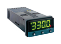 CAL CONTROLS INC - 330 000 400 - 1 32 DIN controller with single line display RS 485 SSRD relay 100 240 VAC