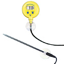 Digi Sense Calibrated Remote Probe Digital Thermometer Waterproof - 90205-22