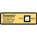 DO-90308-16 Thermal Disinfection Indicator, 170° F/ 76°C, dual scale (24 labels per pack)