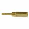 Representative photo only Thermowell Brass 12 Length 1 2 Connection