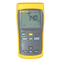 FLUKE-51-2    60HZ - Fluke 50 Series II Model 51 Thermocouple Thermometer with Single Input