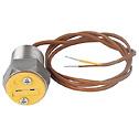 Digi Sense Type K 2 Wire Feedthrough 1 2 NPT M Fitting 48 PTFE Wire - 93870-02