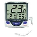 Digi Sense Calibrated Jumbo Refrigerator Freezer Digital Thermometer wire probe - 94460-81