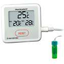 Digi Sense Calibrated Sentry Triple Display Thermometer Celsius 5 mL bottle - 94460-97