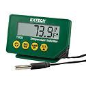 TM25 - Extech TM25 Waterproof Thermometer 4 1 SS Probe 5 Cable